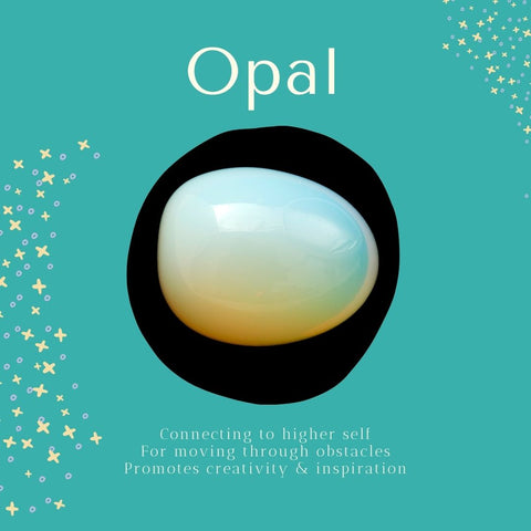 Crystal Healing Meaning Opal