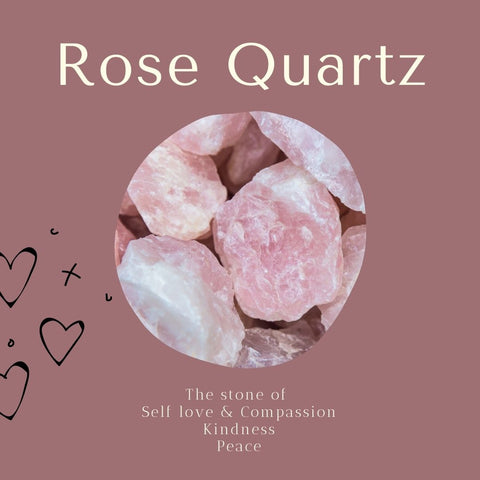 Crystal Healing Meaning Rose Quartz