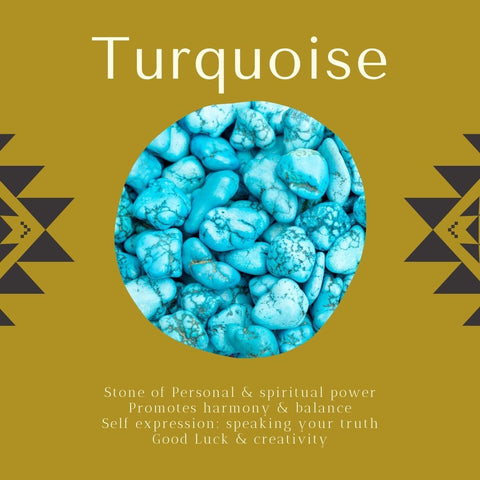 Crystal Healing Meaning Turquoise