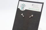 Silver/Gold Arrow Studs - Boho Buffalo Accessories
