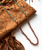 Goldstone Gemstone Necklace