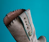 Taupe Suede Concho Boots - Boho Buffalo Accessories