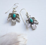 Thunderbird Earrings - Boho Buffalo Accessories