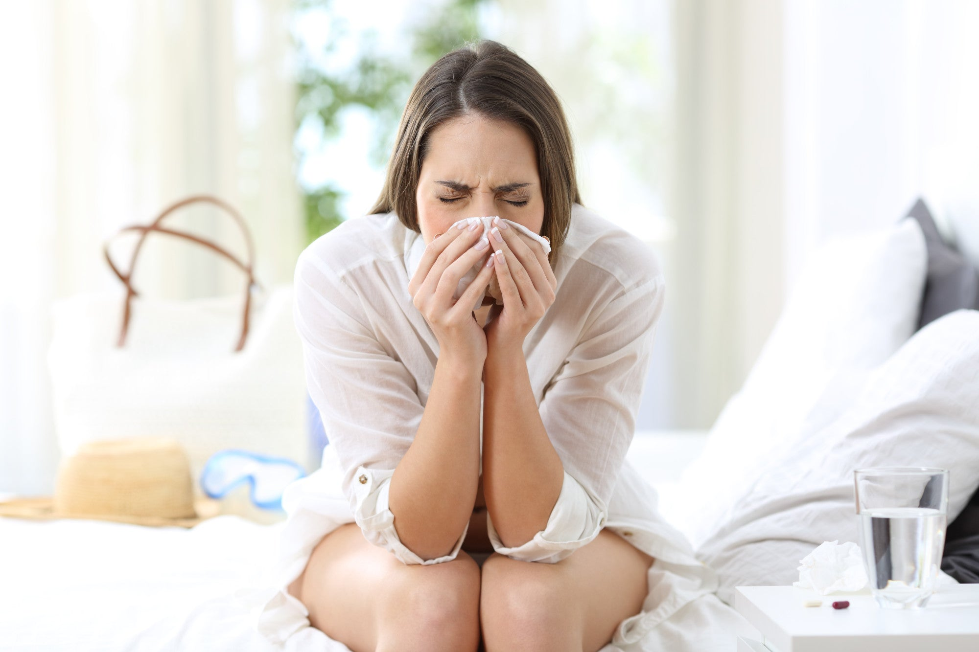 What Allergies Are in the Air That HVAC Cleaning Can Prevent?