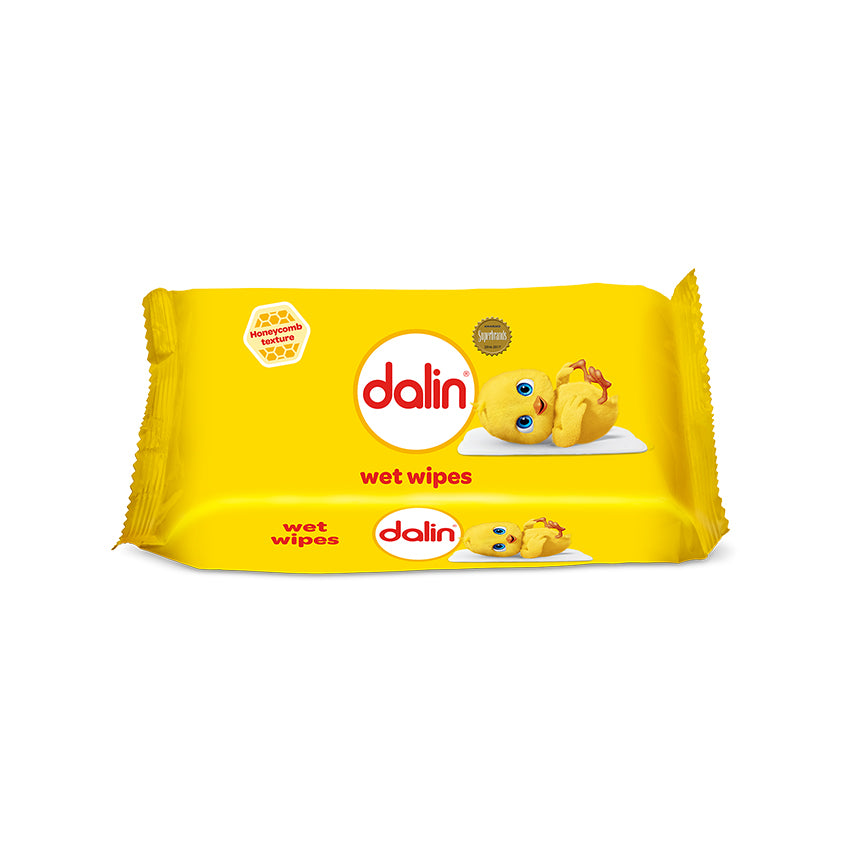 "Dalin Wet Wipes ""672 Wipes"" (12 Packs of 56 Wipes)"
