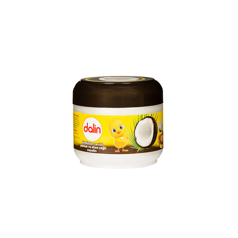 Dalin Petroleum Jelly with Coconut, Cotton and Shea Oil 100ml