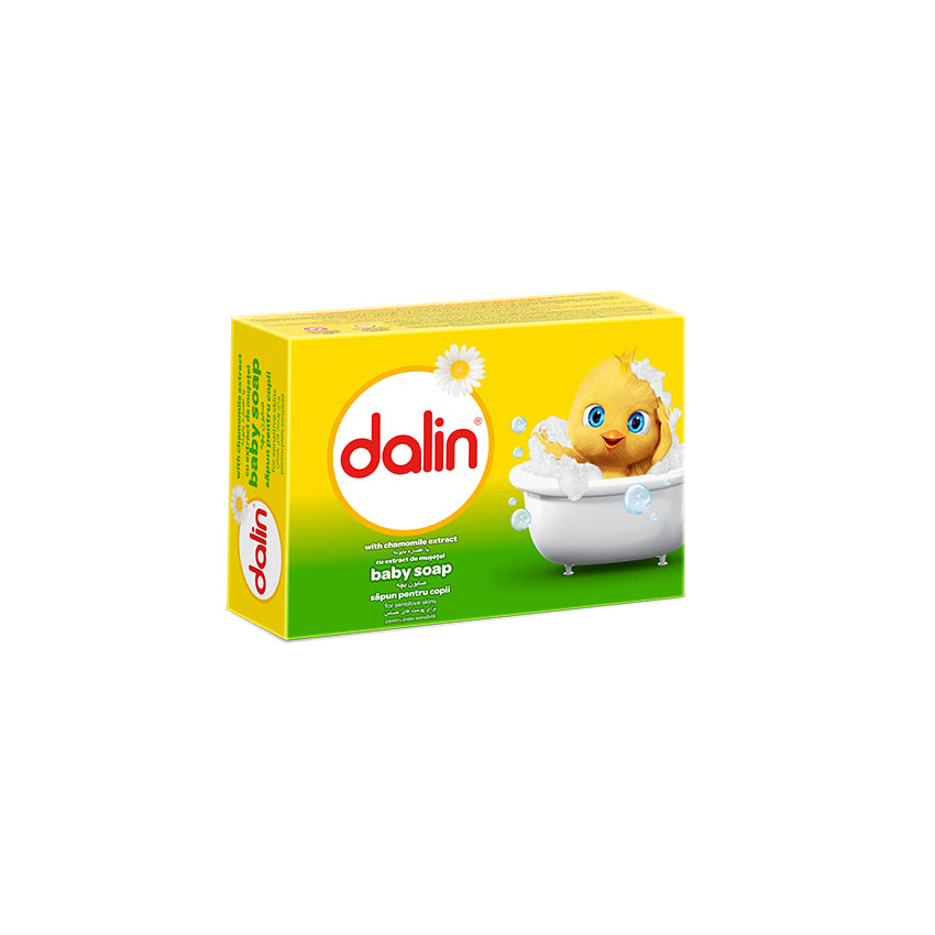 Dalin Baby Soap - with Camomile extract 100gr
