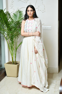 Anarkali Dress - Saisha