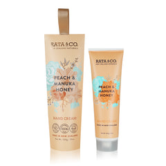 Peach & Manuka Honey Hand Cream