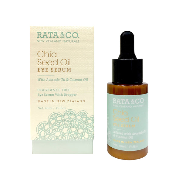 Chia Seed Oil Eye Serum