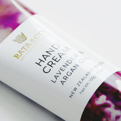 Hand Cream with Lavender & Argan Oil