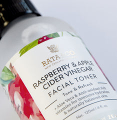 Raspberry & Apple Cider Vinegar Facial Mist Toner