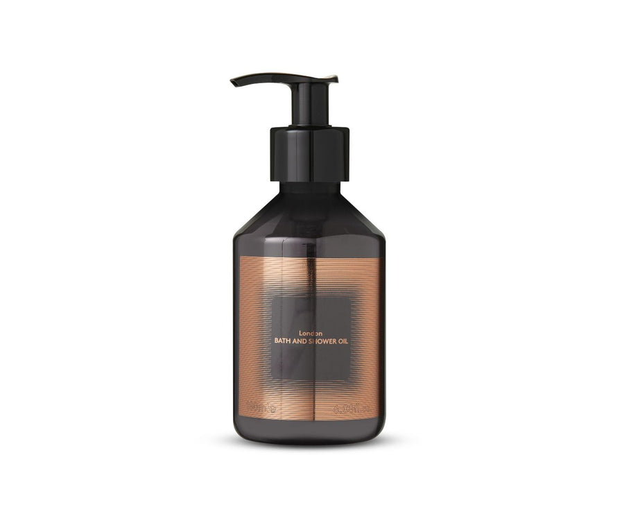 TOM DIXON London Shower & Bath Oil 180ml