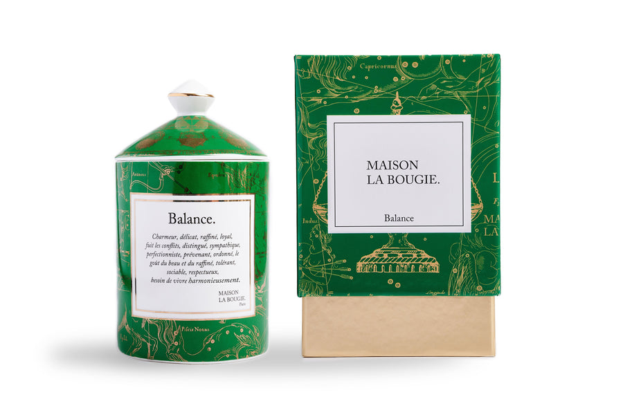 MAISON LA BOUGIE Balance 300g Candle | Candles and Fragrances | Deko International