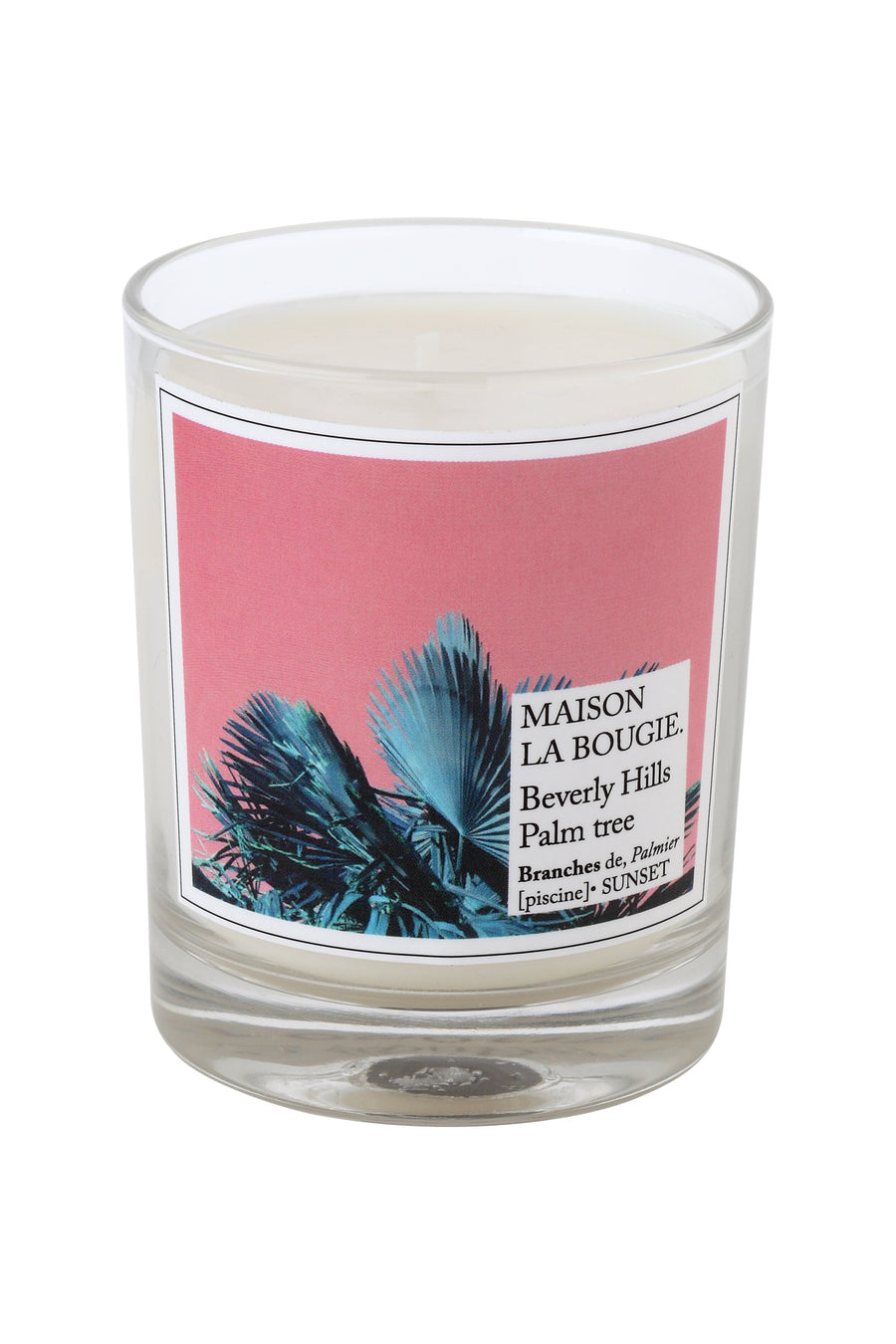 MAISON LA BOUGIE Beverly Hills Palm Tree 190g Candle | Candles and Fragrances | Deko International