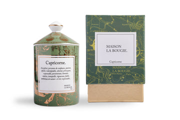 MAISON LA BOUGIE Capricorne 300g Candle | Candles and Fragrances | Deko International