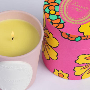 LADUREE Flower Power Candle | Candles and Fragrances | Deko International