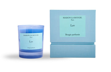 MAISON LA BOUGIE Ame Lev 200g Candle | Candles and Fragrances | Deko International