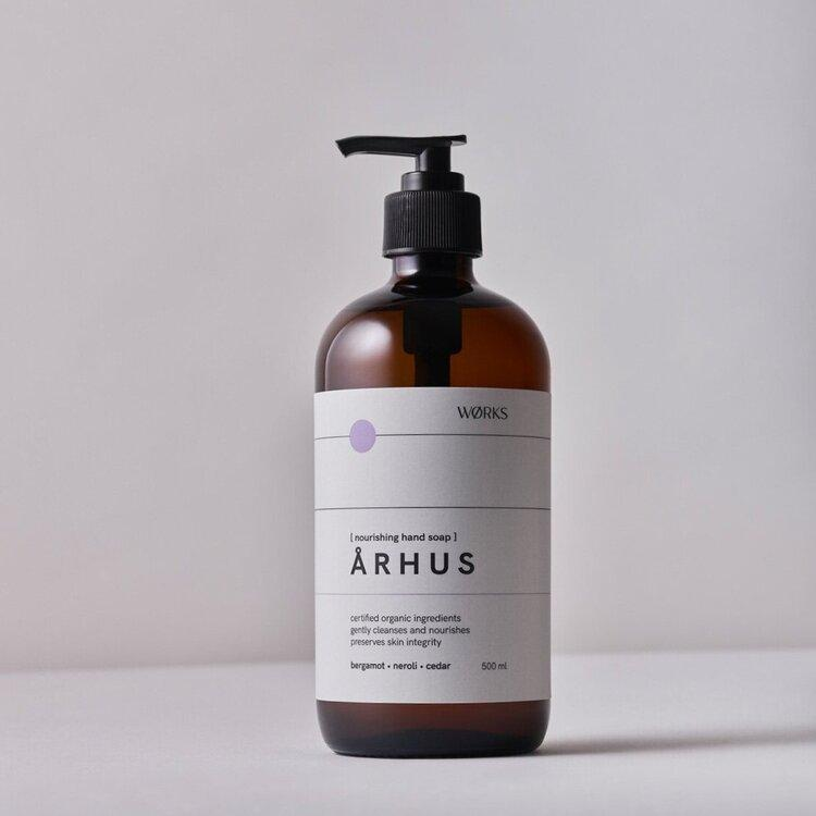 ÅRHUS Nourishing Hand Soap by WØRKS | Deko International