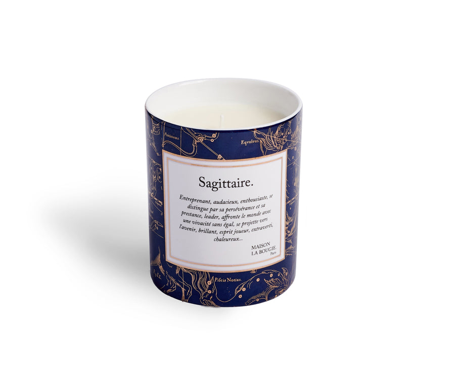 MAISON LA BOUGIE Sagitaire 300g Candle | Candles and Fragrances | Deko International