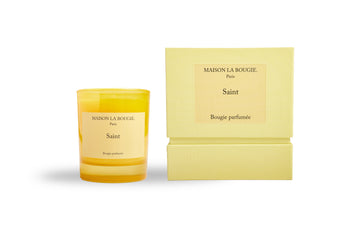 MAISON LA BOUGIE Ame Saint 200g Candle | Candles and Fragrances | Deko International