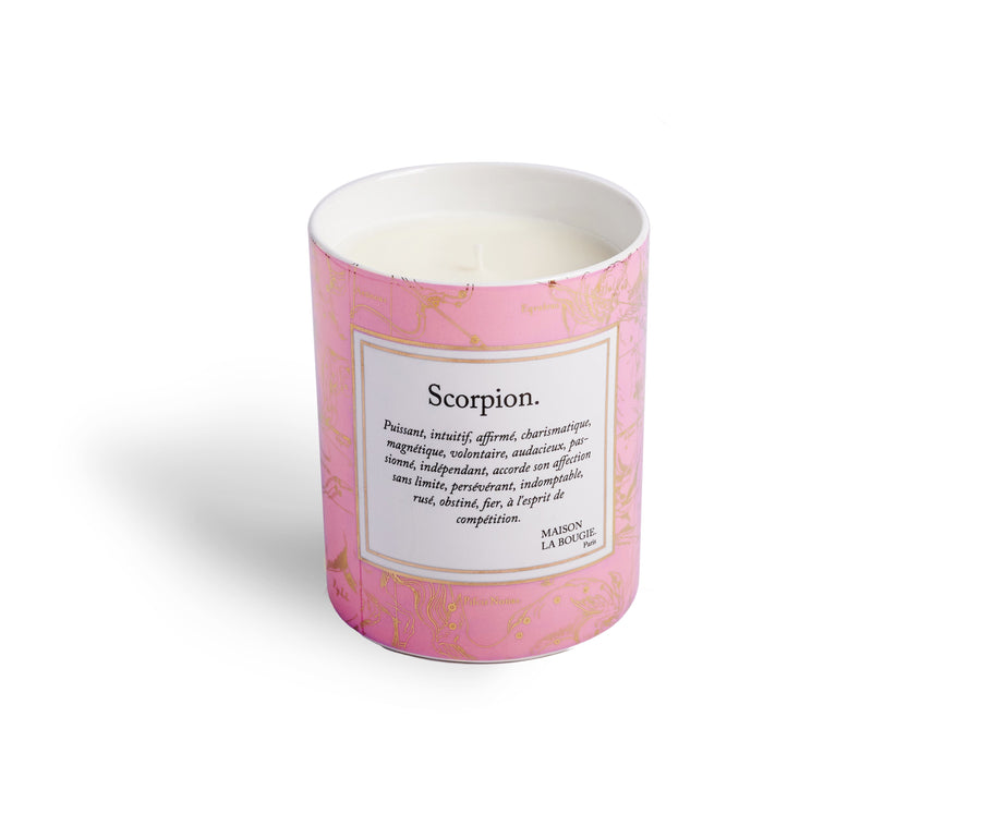 MAISON LA BOUGIE Scorpion 300g Candle | Candles and Fragrances | Deko International