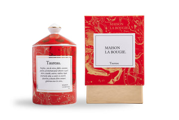MAISON LA BOUGIE Taureau 300g Candle | Candles and Fragrances | Deko International