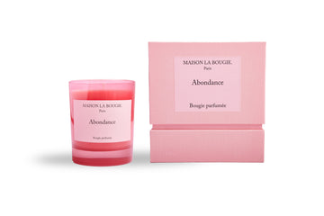MAISON LA BOUGIE Ame Abondance 200g Candle | Candles and Fragrances | Deko International