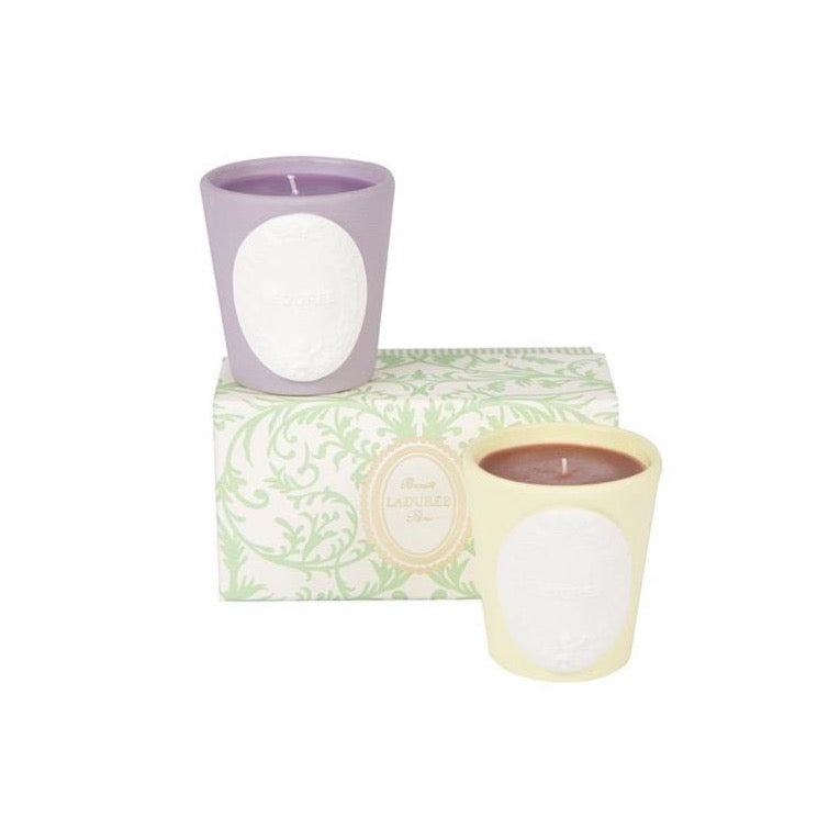LADURÉE Paéva and Caramel Mini Candles