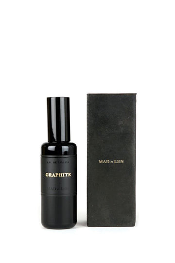 MAD ET LEN Eau De Parfum Classic (Graphite, 50ml) | Deko International