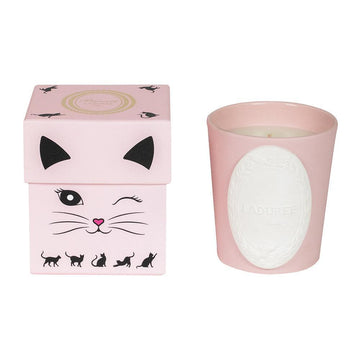 LADUREE Lovely Cat Candle | Candles and Fragrances | Deko International