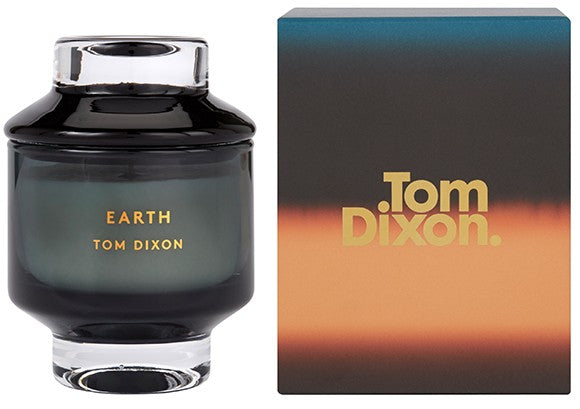Tom Dixon Elements Earth Medium Candle