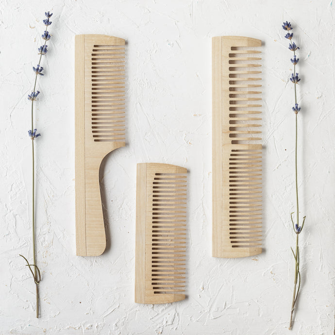 Top 5 Reasons to Use a Bamboo or Wooden Hairbrush
