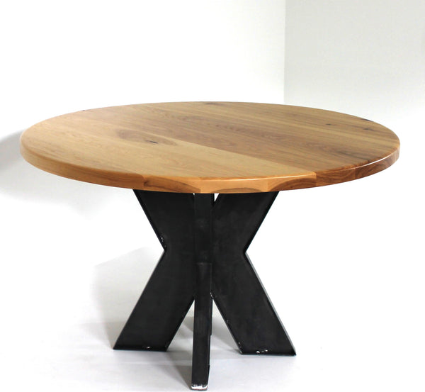 LEXIE PEDESTAL TABLE