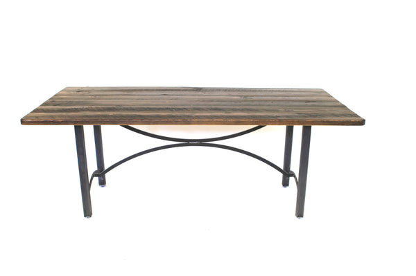 MOSSY OAK WAVERLY DINING TABLE DARK