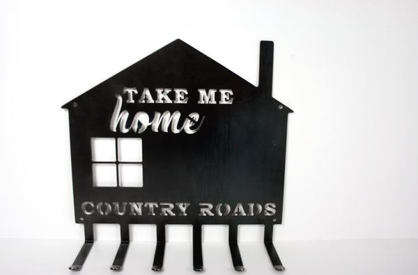 MOSSY OAK TAKE ME HOME KEY HOLDER