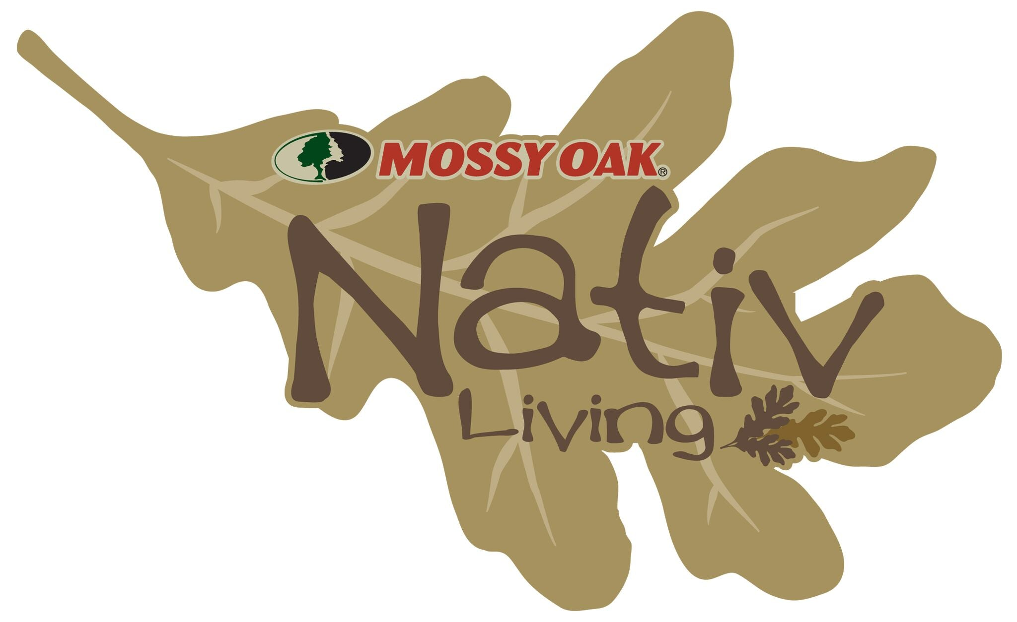 MOSSY OAK NATIV LIVING COLLECTION