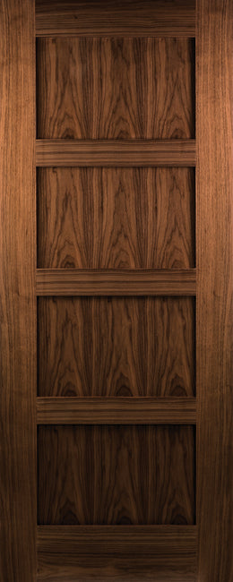 Seadec-Walnut-Walnut-Augusta-4-Panel-Door