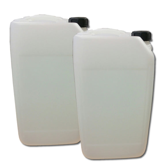 25Ltr Water Container Clear