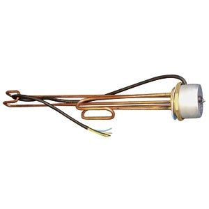 "Immersion Heater Element Dual 24"" Shel"