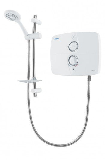 Triton Shower T90sr White  9Kw  Silent Running