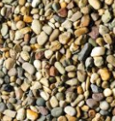 Jumbo Bag Beach Pebble Chippings 14mm
