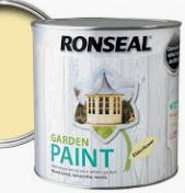 Ronseal Garden Paint Elderflower