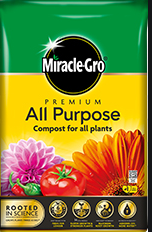 50L Miracle-Gro All Purpose Growing Compost