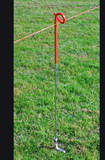 100CM PIGTAIL POST(ELECTRIC FENCE STAKE