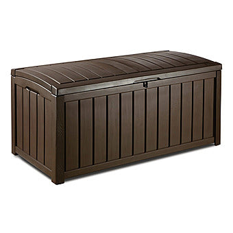 Keter Glenwood  Outdoor Storage Box Brown