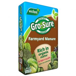 50L Gro-Sure Farmyard Manure