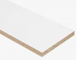 White Chipboard
