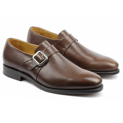 Bradford Cuir Marron-Chaussures-Norbert Bottier