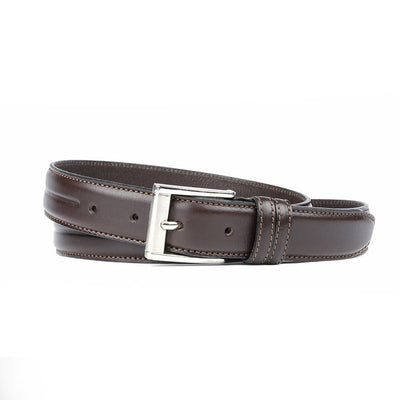 Ceinture Marron 30 mm-Ceintures-Norbert Bottier